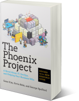 The Phoenix Project - book - Paperback