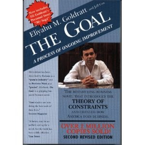 Book Summary + PDF – The Goal, by Eliyahu Goldratt
