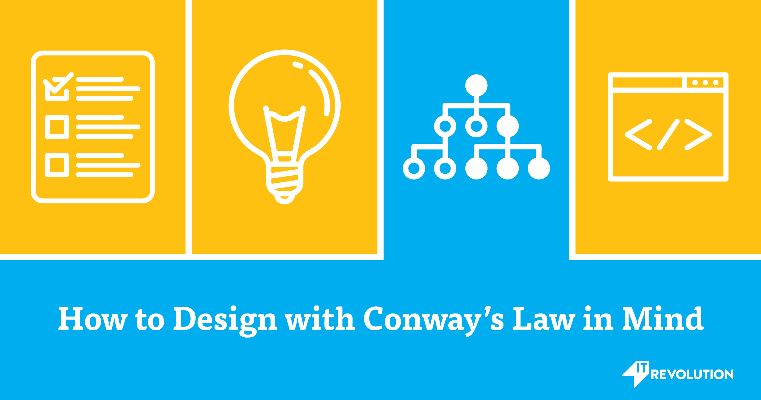 how to design with conway's law in mind