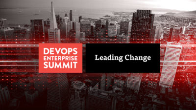 DevOps Enterprise Summit San Francisco 2016