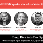 "ITV, Allianz, UK DWP and Two DevOps Authors Take a ""Deep Dive Into DevOps"""