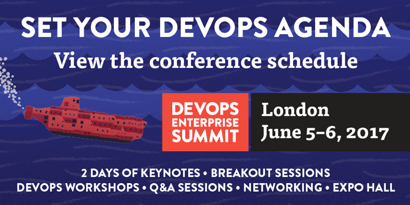 Day 2 Recap – DevOps Enterprise Summit London 2017