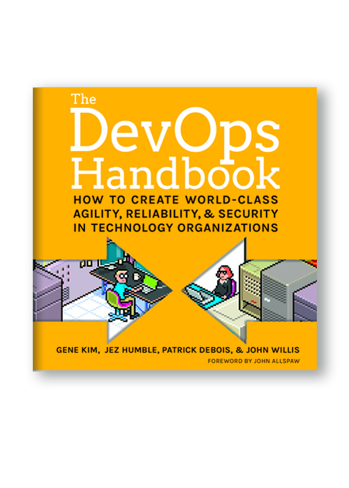 Devops Handbook Audiobook It Revolution