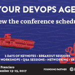 Start Building Your DevOps Agenda! The 2017 DevOps Enterprise Summit San Francisco Schedule is Now Live