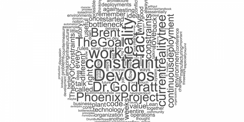 Beyond The Phoenix Project: Word Clouds From Each Module