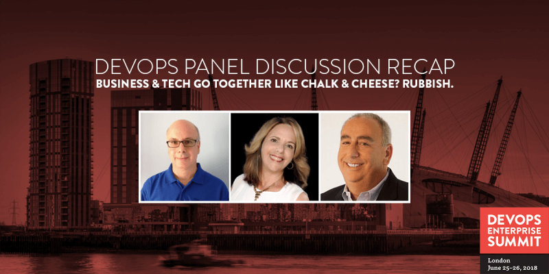 Business and Tech Go Together Like Chalk and Cheese? Rubbish.