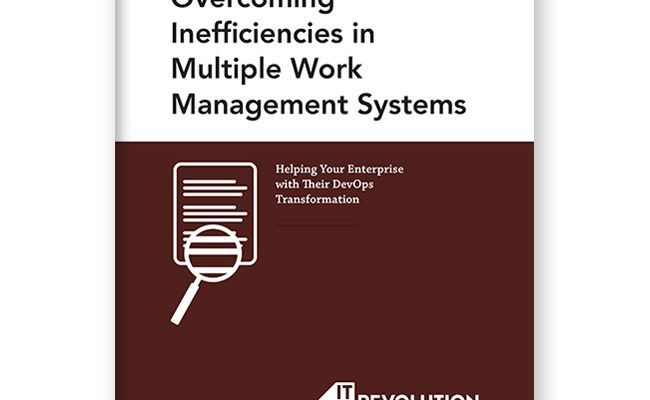 Overcoming Inefficiencies in Multiple Work Management Systems
