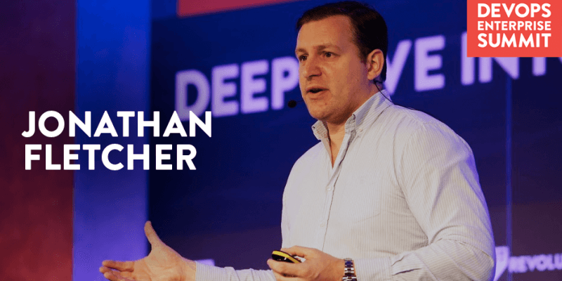 Speaker Spotlight: Jonathan Fletcher