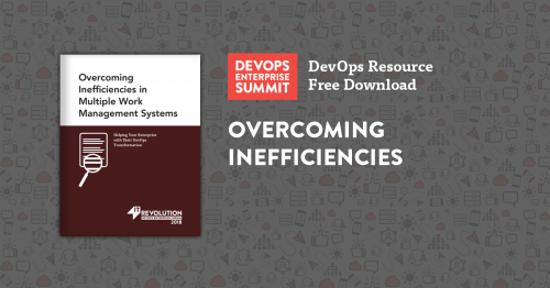 overcoming inefficiencies devops resource