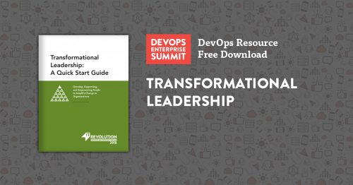 Transformational Leadership DevOps Resource