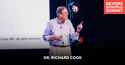 Dr. Richard Cook DOES18 UK