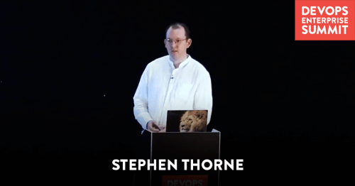 sre at google stephen thorne