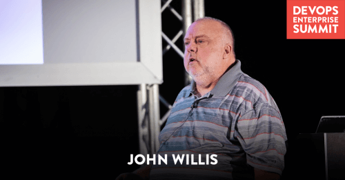 John Willis devops enterprise summit