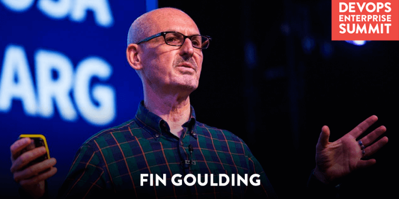 Flow: Taking Agile Forward – Fin Goulding